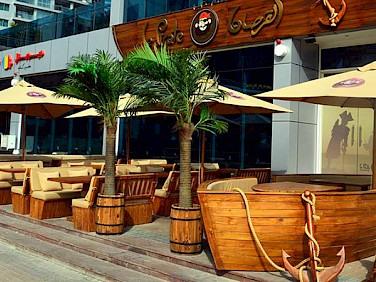LE PIRATE RESTAURANT (DUBAI)